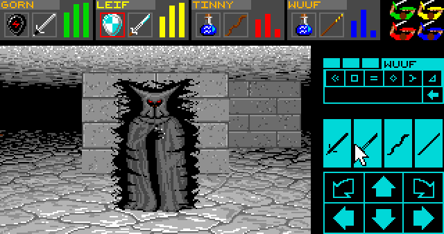 Dungeon Master © Moby Games