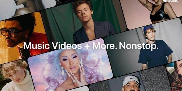 Apple lance Apple Music TV, sa chaîne musicale à la sauce MTV