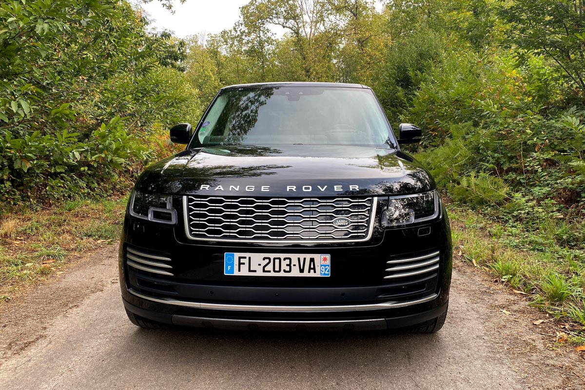 Range Rover Autobiography P400e © Jérôme Cartegini