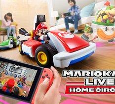 Test Mario Kart Live : Home Circuit, un
