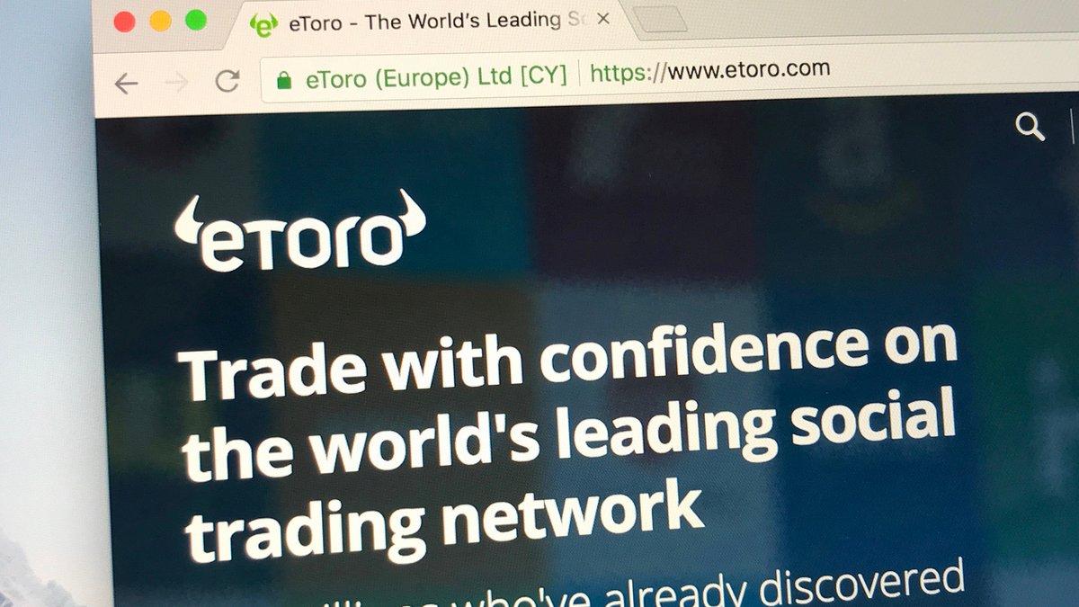 eToro © Jarretera / Shutterstock.com