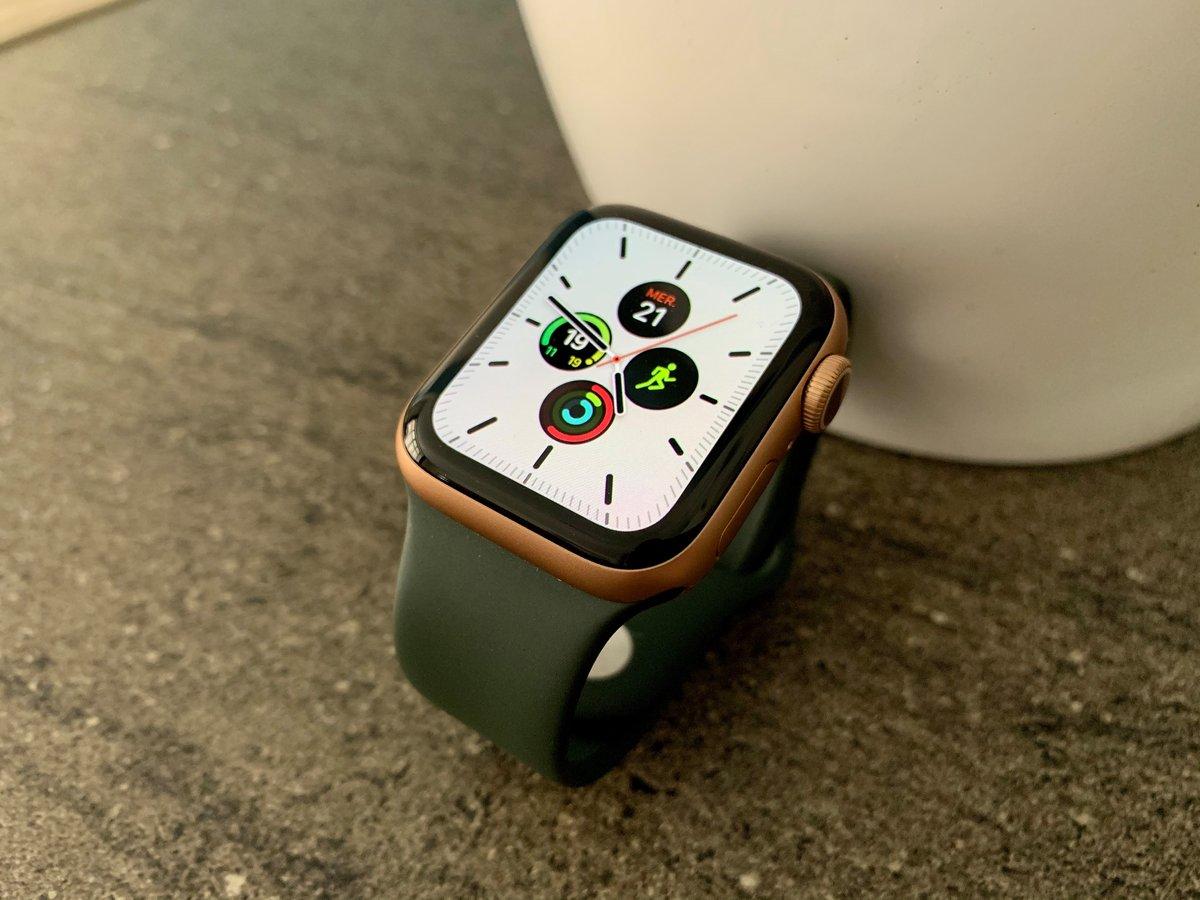 Apple Watch Series 6 © Mathieu Grumiaux pour Clubic