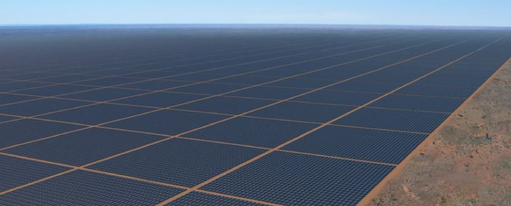 L'Australie va créer la plus grande ferme solaire au monde, visible de l'espace