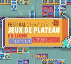 Festival Steam des jeux de plateau en ligne : notre sélection des meilleurs jeux à s'offrir en promo