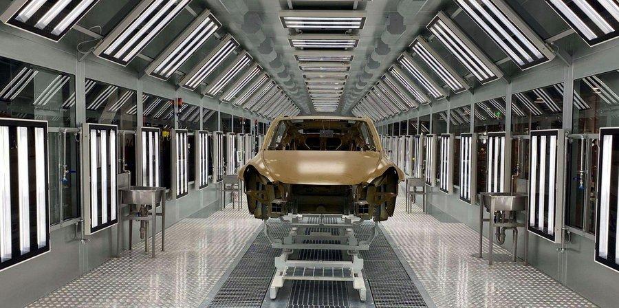 Un mois après son lancement, la Tesla Model Y d'entrée de gamme ne serait déjà plus commercialisée - Clubic