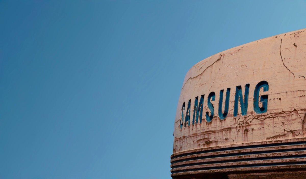 Samsung Logo © © Kote Puerto / Unsplash