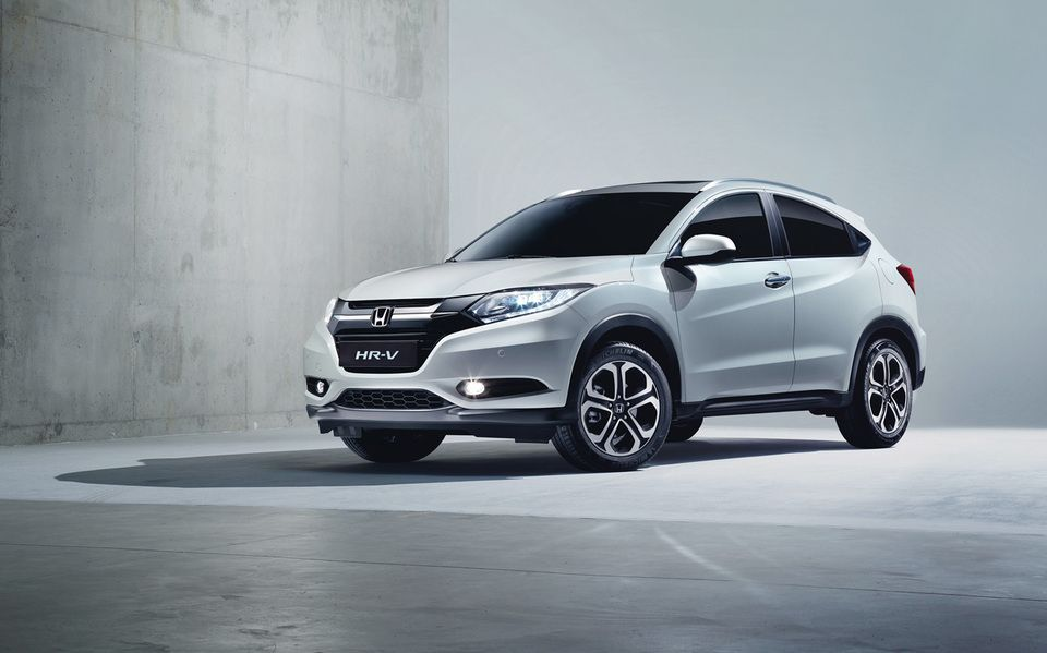 Honda HR-V © Honda