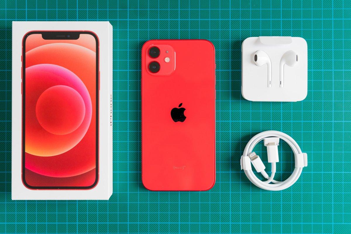 iPhone 12 test © © Pierre Crochart pour Clubic