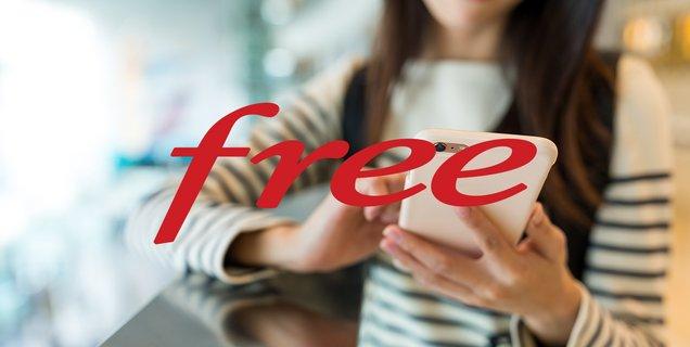 Free mobile lance un forfait pas cher avec 70 Go pour les Soldes