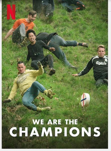 We Are the champions Netflix © ©Netflix