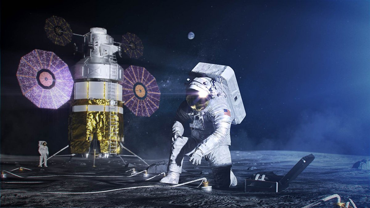xEMU combinaison NASA Artemis © NASA