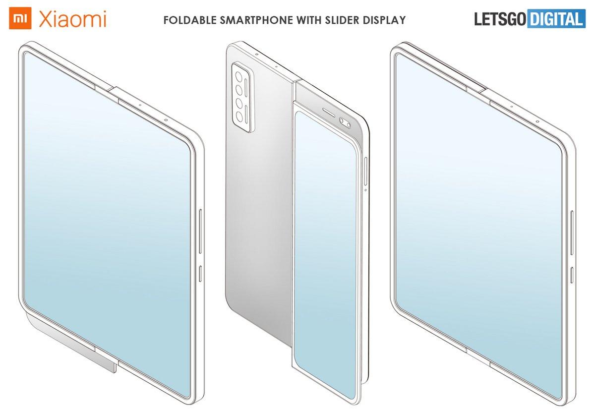 Xiaomi écran coulissant © LetsGoDigital