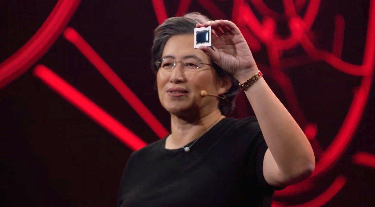 AMD Big Navi © © AMD