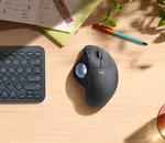 Logitech lance un nouveau trackball sans-fil : l'ERGO M575
