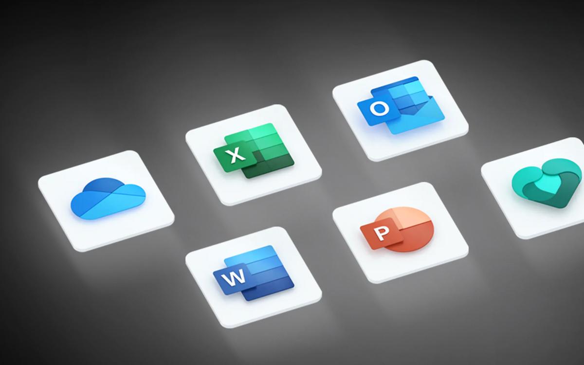 Office icones