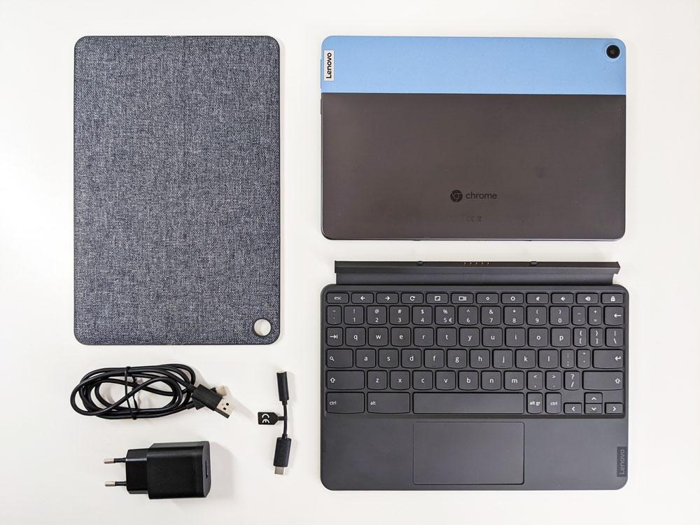 accessoires lenovo ideapad duet chromebook
