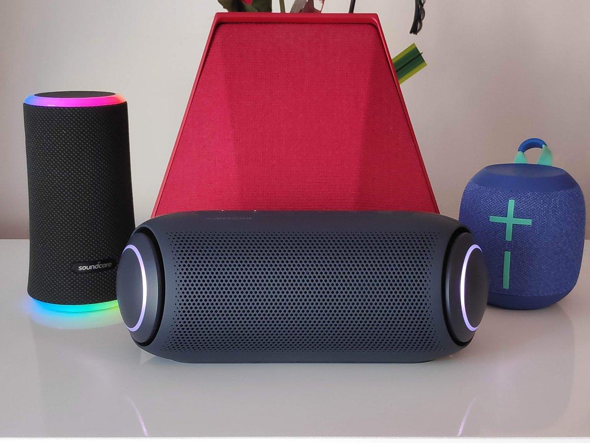 LG PL7 - Enceinte Bluetooth