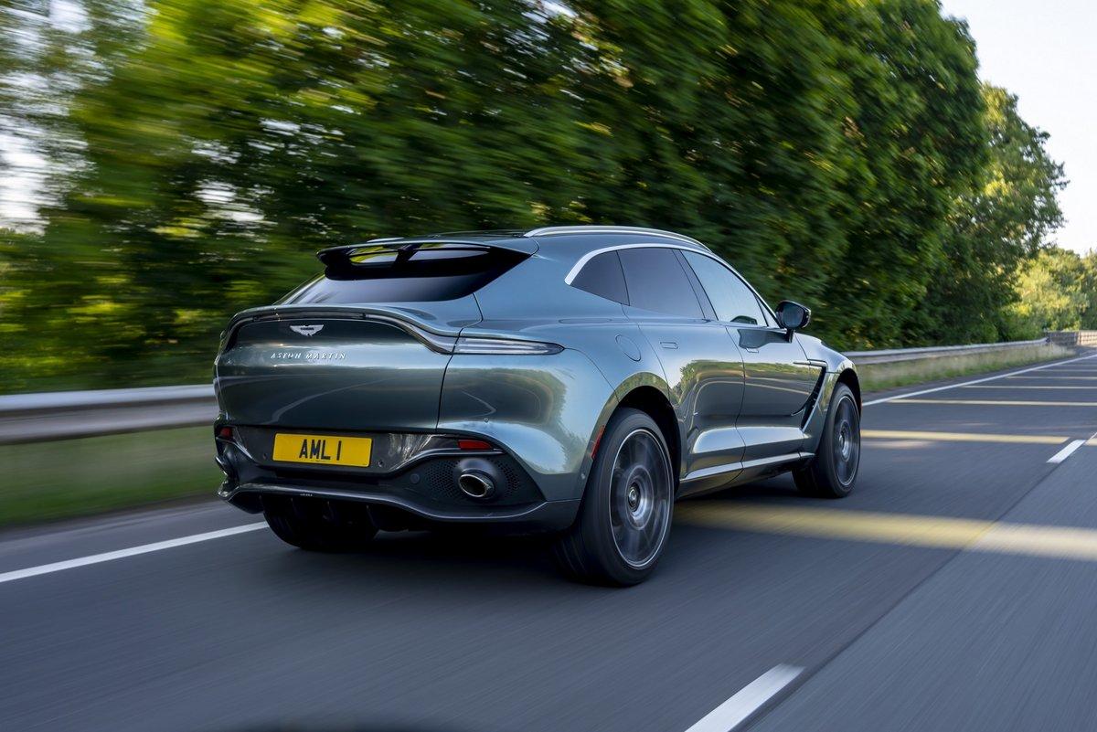 Aston Martin DBX © Aston Martin