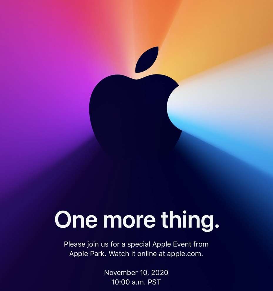 Apple One More Thing © Apple