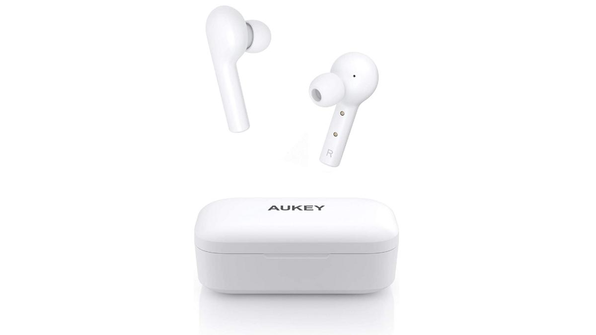 Aukey EP 21 Blanc