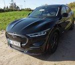 Mustang Mach-e : premières impressions à bord du