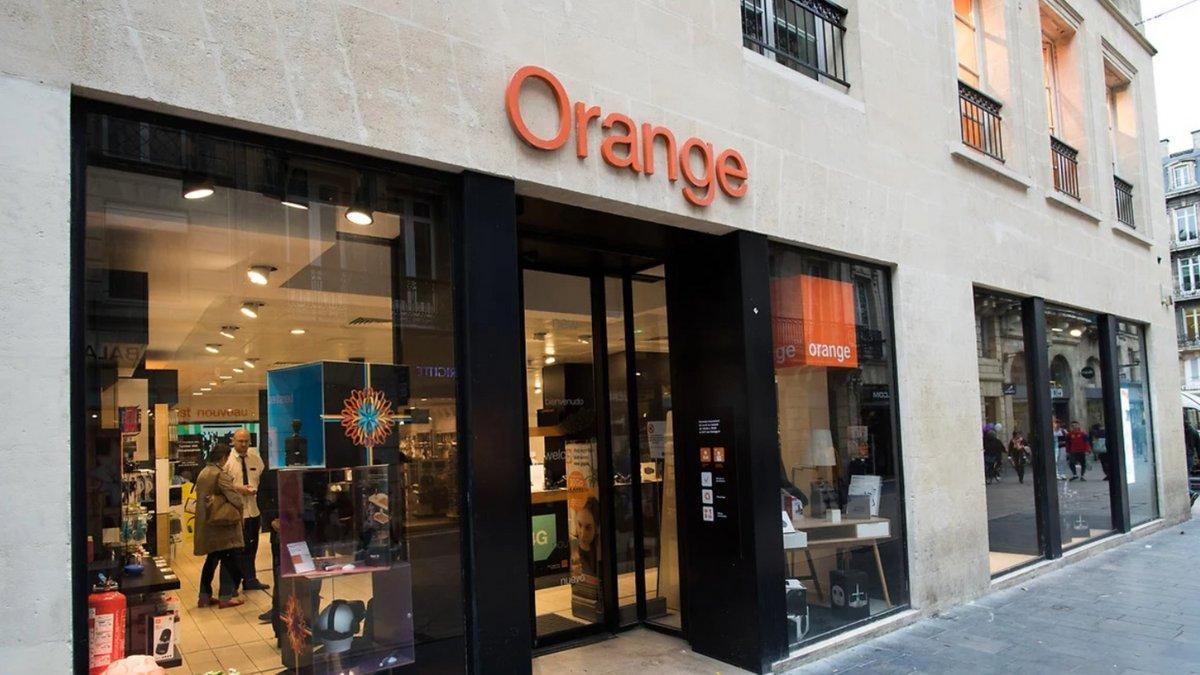 Orange boutique © Orange