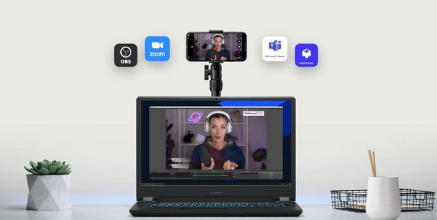 Corsair rachète EpocCam, l'app qui transforme votre iPhone en webcam