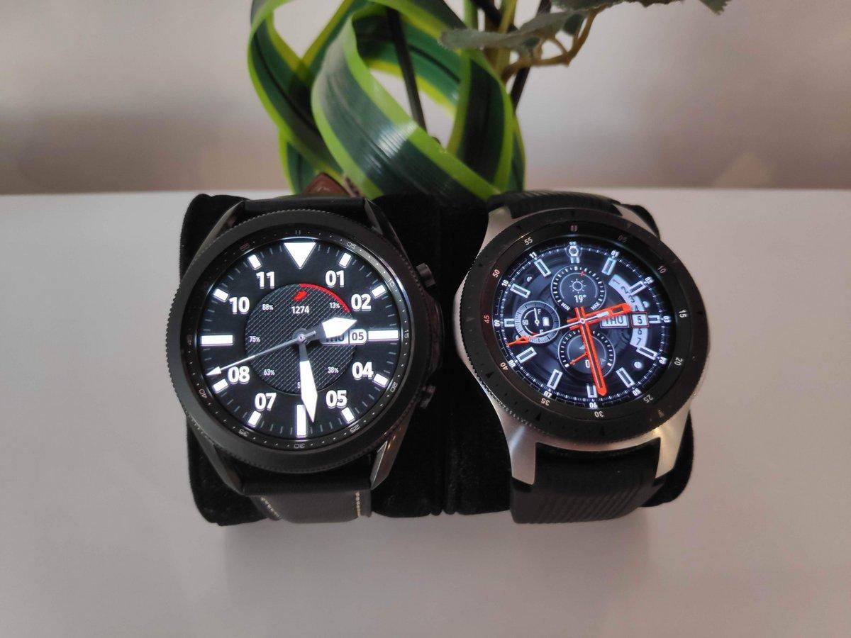 Watch3 - Comparatif Watch