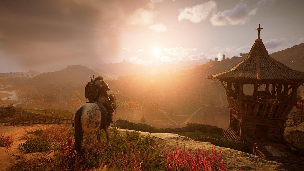 Assassin's Creed Valhalla test