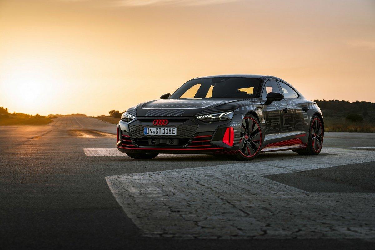 Audi RS e-tron GT © Audi