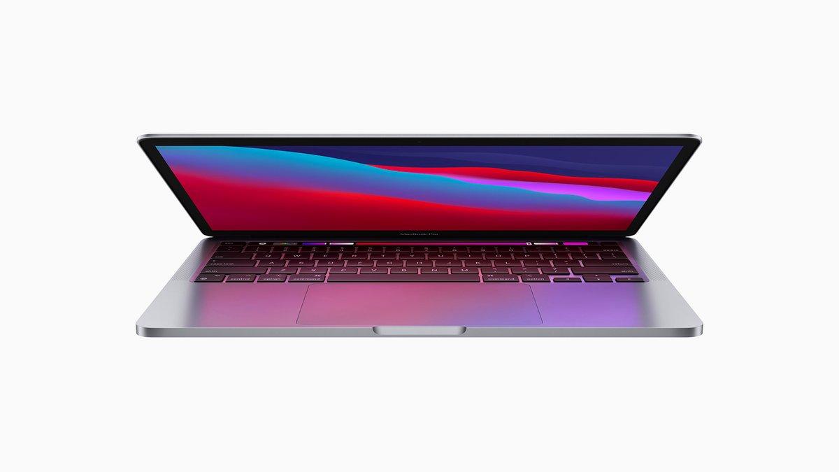 MacBook Pro 13 pouces ARM © Apple