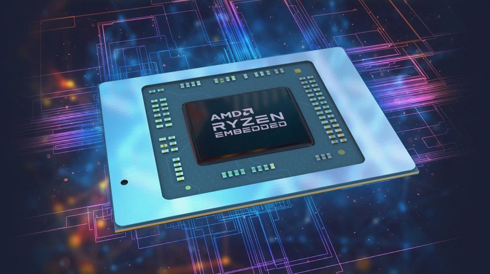 AMD Ryzen V2000 © ©AMD