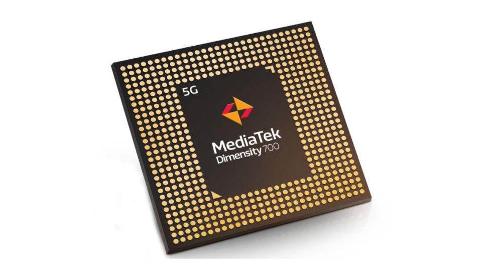 MediaTek Dimensity 700 5G © ©MediaTek