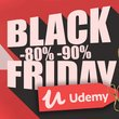 Hacking, dessin, code : formez vous pour 9,99€ pendant le Black Friday Udemy