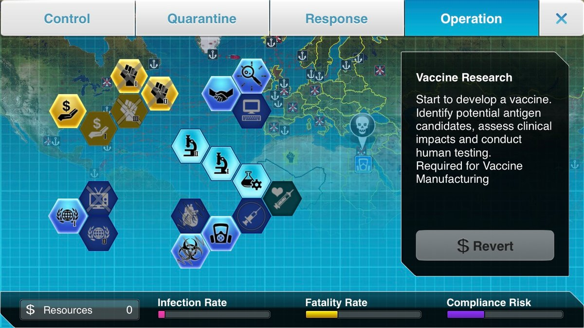 Plague Inc: The Cure © Ndemic Creations