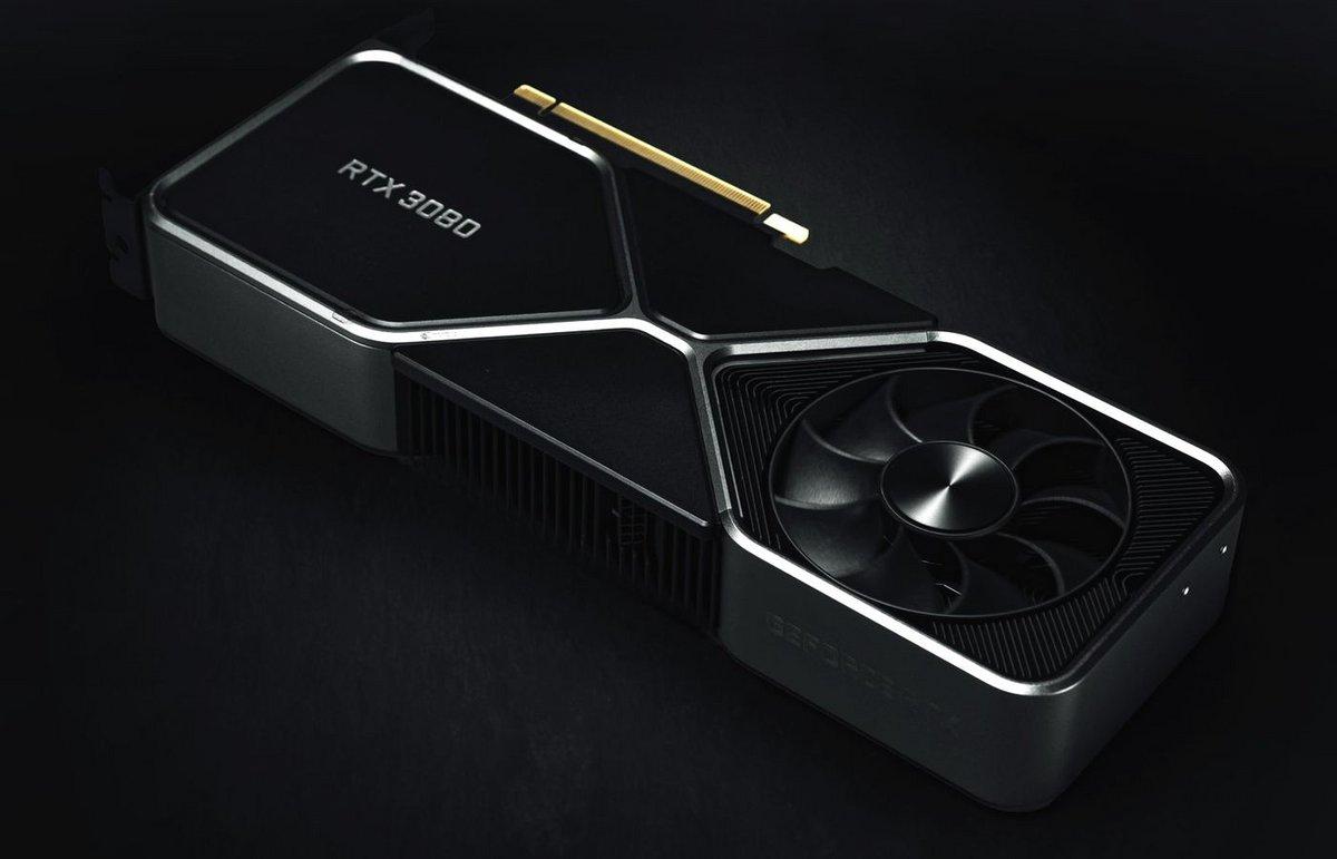 NVIDIA GeForce RTX 3080 © NVIDIA
