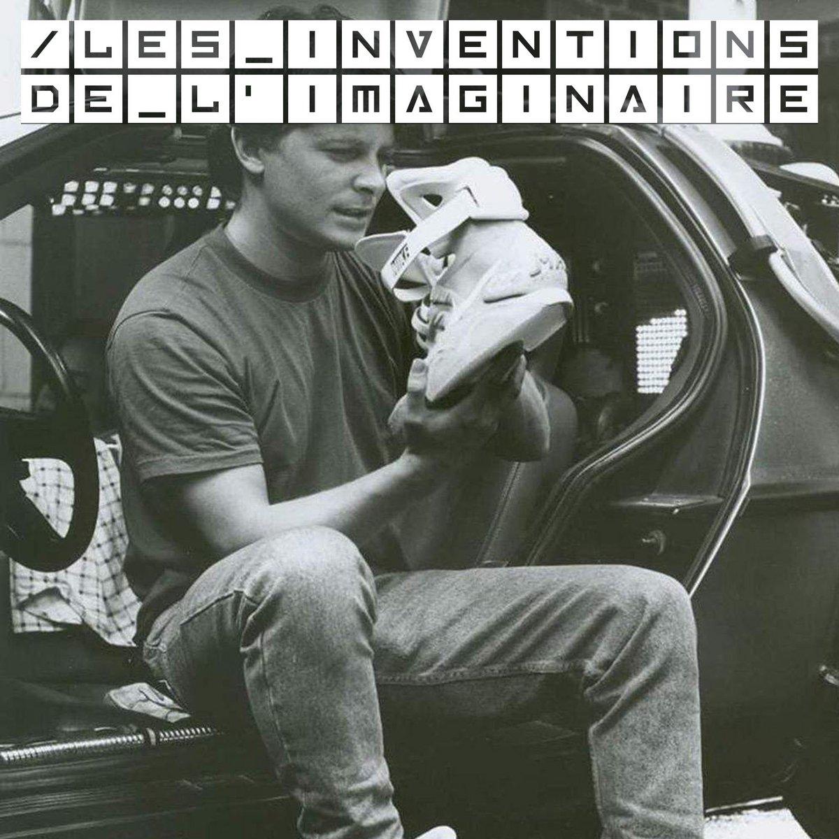Les inventions de l'imaginaire © Nike x  Amblin x Clubic
