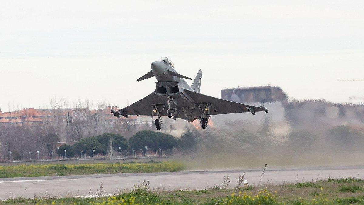 Eurofighter Spanish Air Force © Airbus
