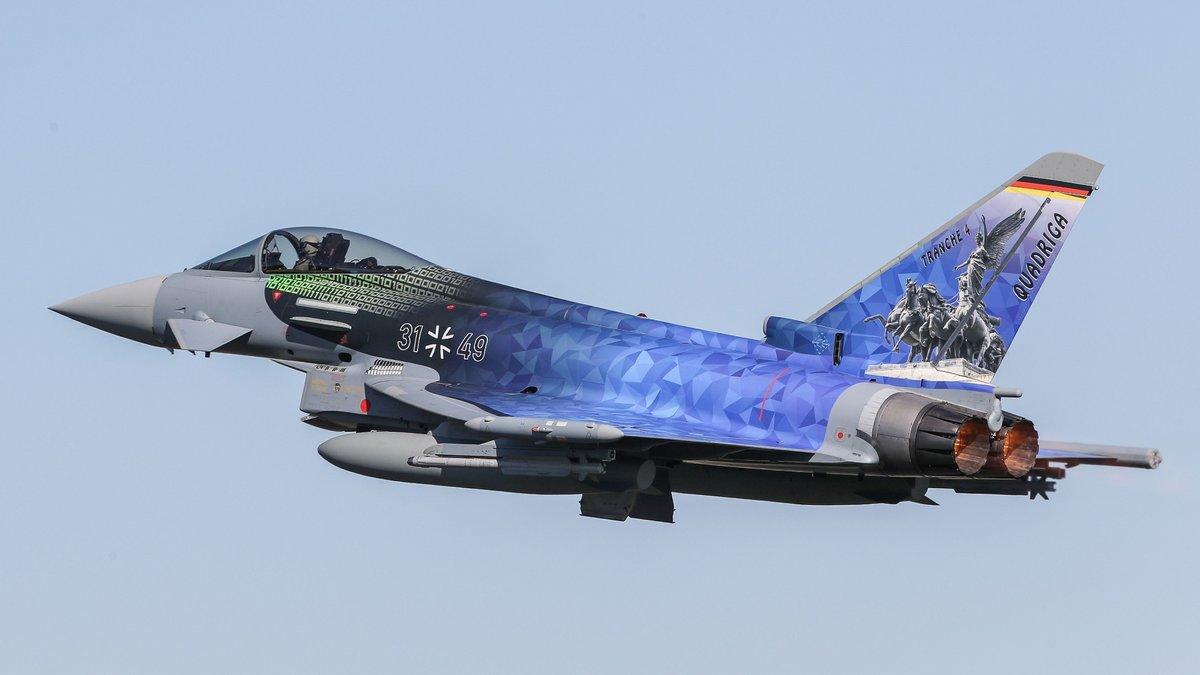 Eurofighter © Airbus