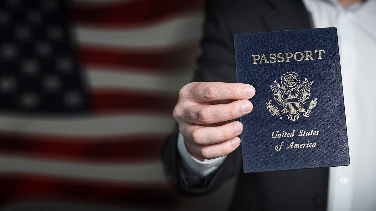 passeport US 169