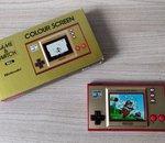 DOOM qui tourne sur une Nintendo Game & Watch nouvelle génération, c'est fait !