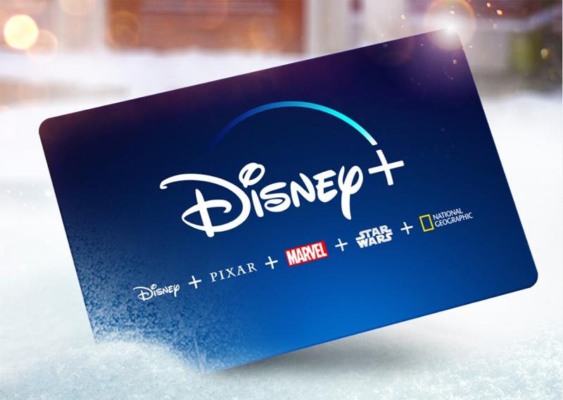 Disney+ Cadeau