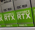 NVIDIA : la GeForce RTX 3060 Ti pourrait battre la 2080 SUPER