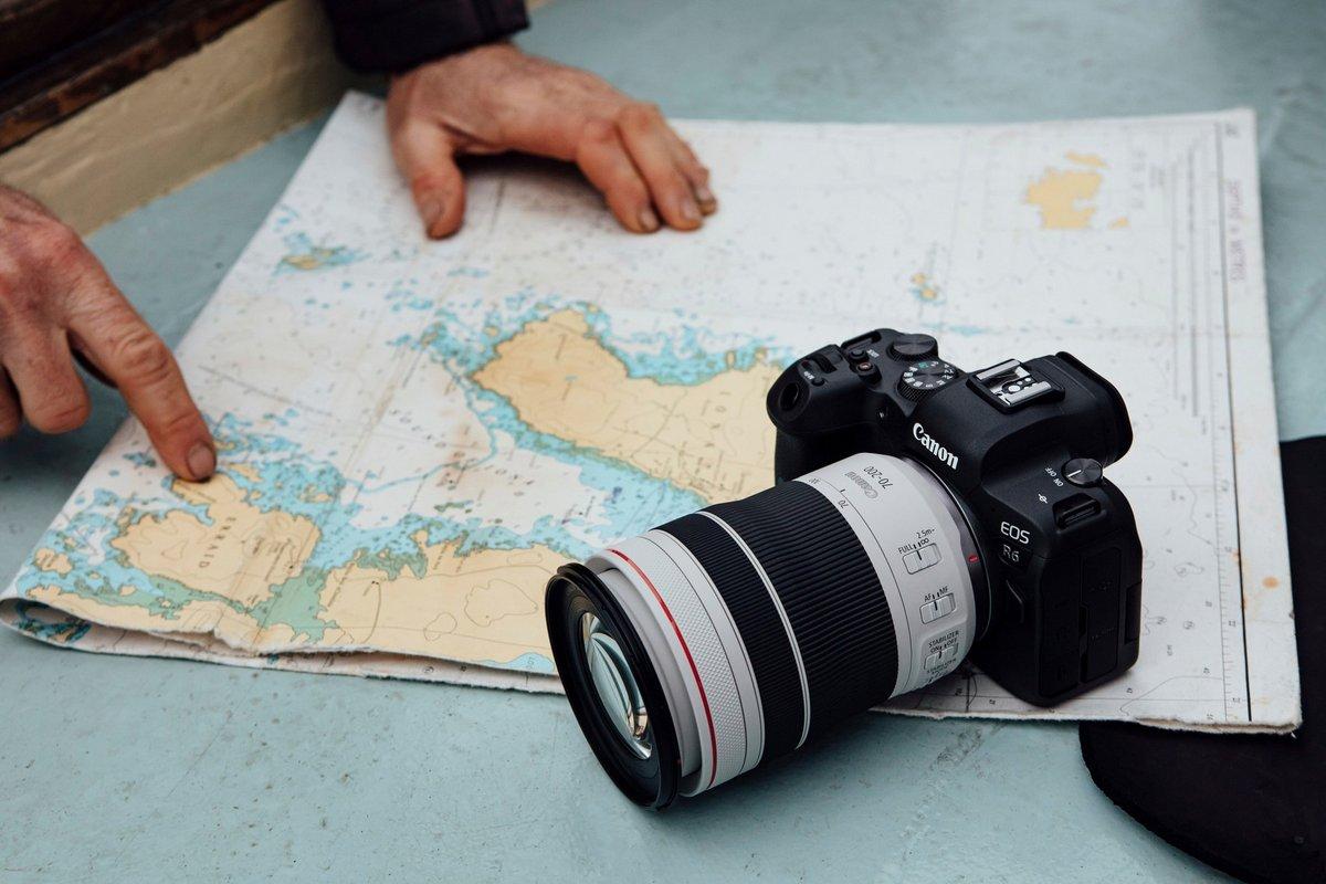 Canon 70 200 mm © Canon