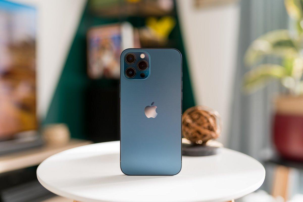 iPhone 12 Pro Max test © Pierre Crochart pour Clubic