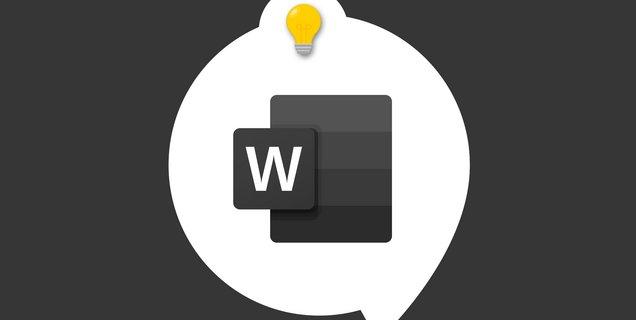 Vous pouvez aisément extraire une image d'un document Word