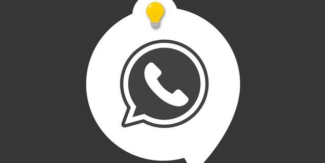 Vous pouvez supprimer rapidement des éléments précis de conversations WhatsApp