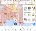 Affluence dans les transports, calque Covid-19 : Google Maps annonce ses dernières nouveautés