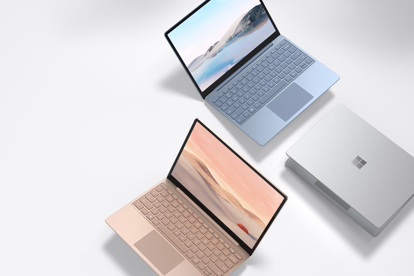 Les meilleurs ordinateurs portables économiques en 2021 - Microsoft Surface Laptop Go