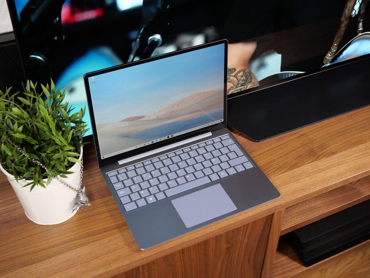 Surface Laptop Go-11 © © Nathan Le Gohlisse pour Clubic